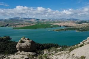 Vistas-panorámicas-al-embalse-Conde-de-Guadalhorce